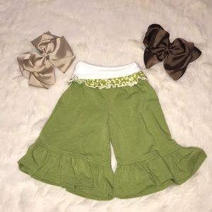 Persnickety Ruffle Pants